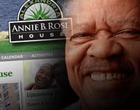 Annie B. Rose House Website