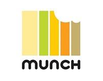 Munch Rebranding campaign
