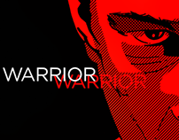 Warrior Poster Design