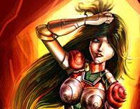 Iron Girl