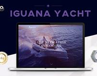 Projet personnel - Nouveau site - Iguana-yachts