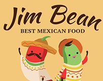 Mexican restaurant: Logo and Identity