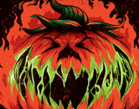 Halloween - Abre A Boca E Fecha Os Olhos