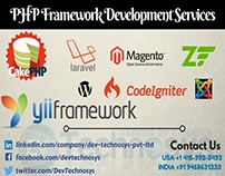 PHP Framework Web Development Services