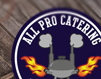 All Pro Catering - Logo