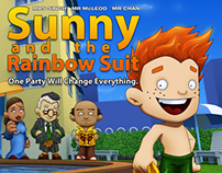 Sunny and the Rainbow Suit