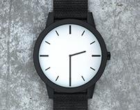 Bas wrist watch