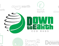 Branding | D2E Eco Bags | Owl Generation