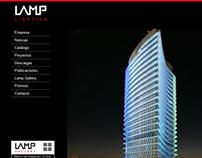 Website Corporativo . LAMP