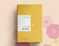 A KÉT LOTTI / book design