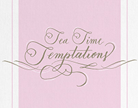 Tea Time Temptations // Cookbook