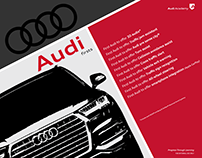 Audi Firsts