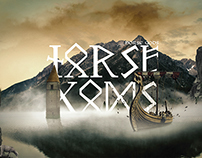 Norse Gods Compositing