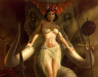 Indian Princess series