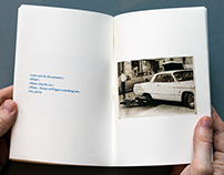 Crashed Cars — photo book