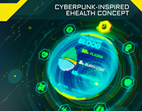IntelliAedes: Cyberpunk-Inspired eHealth Concept