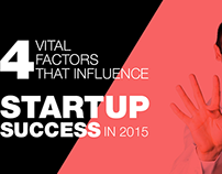 4 Vital Factors That Influence Startup Success in 2015