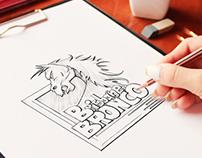 Logo Concept Sketches 2017