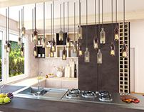 #kitchen #wineconcept