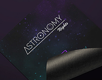 Astronomy Nights - Print