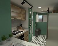2019   Diseño Cocina // Kitchen Design
