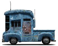 Truckbus