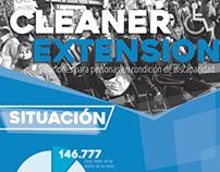 Cleaner Extensión