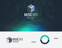 Logotipo - Musicbox