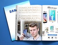 DoublePage: Samsung GalaxyS6   Cyberbullying