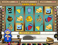 "Online slot machine for SALE - ""Fairy Tale"""