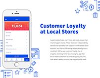 Mobile App / UX Design: Grocery