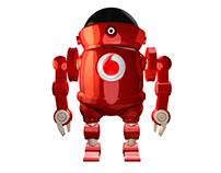 RED vodafone ®