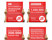 Hartstichting -Dutch Heart Foundation Facebook Campaign