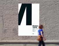 Vignelli | Poster
