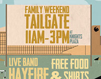 CAB Family Weekend Tailgate