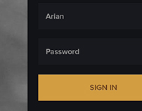 Login Form (Free PSD)