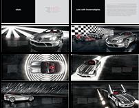 """Mercedes-Benz SLR Roadster """"Light Meets Speed"""" (Book)"""