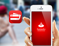 Santander Consumer Finance - iOS App