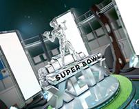 NFL Super Bowl Re-Broadcast