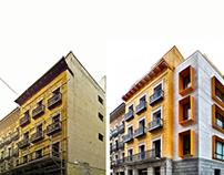 Rehabilitación ampliación 20 viviendas C/ Antonio Grilo