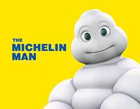 3D | Michelin print ad