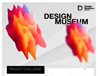 Design Museum Website Redesign