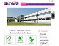 Web Design - Plastica Valmisa