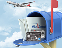 MİLES & SMİLES / Mailing