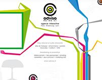 advisa - Stand design & Bifold