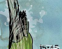illustrazioni  per autore esordiente