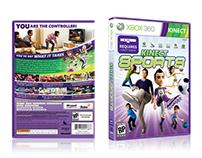 Microsoft Kinect Sports 1 & 2