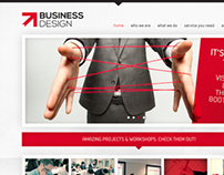 BRAND IDENTITY   Business Design (Consulting)