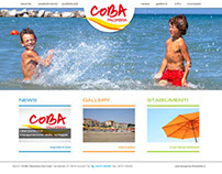 Web Design - Palombina Beach