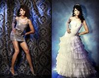 Photoretouch and photomanipulation